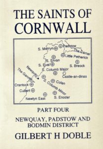 The Saints of Cornwall - Doble - Vol 4 [Mid-Cornwall]
