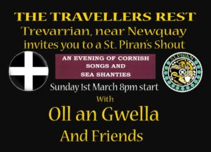 Travellers Rest St Pirans