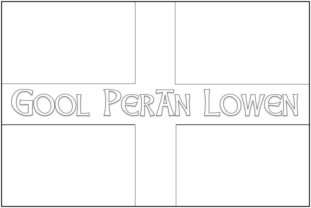 Baner Sen Peran - 'Gool Peran Lowen' [Childrens Project]
