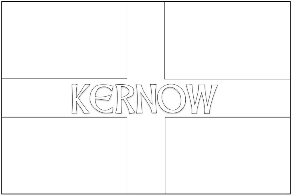 Baner Sen Peran - 'Kernow' [Childrens Project]